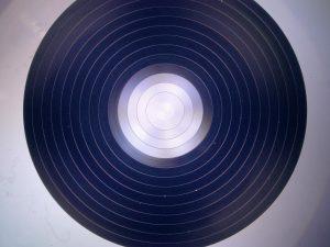 フレネルレンズ成型用金型