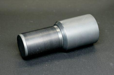 SiC製 外径ネジ切り加工部品