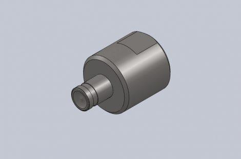 スマートフォン用非球面レンズ成型用入子